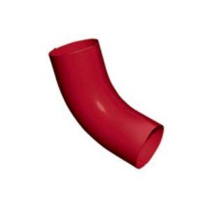 Колено 60,90мм GRAND LINE PE красное