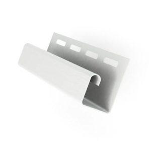 Профиль J Grand Line 3,0 белый
