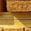 Доска обрезная (Ель, сосна) 40x150x3000 - 2 сорт