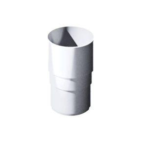 Муфта трубы ТехноНиколь ПВХ, белый