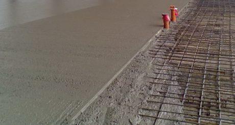 Заливка пола бетоном - советы бывалого