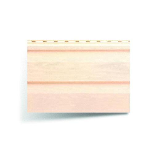 Сайдинг виниловый панель АЛЬТАПРОФИЛЬ розовый