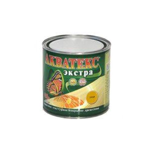 Акватекс-экстра тик 0,8 л декоративный антисептик