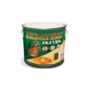 Акватекс-экстра тик 10 л декоративный антисептик