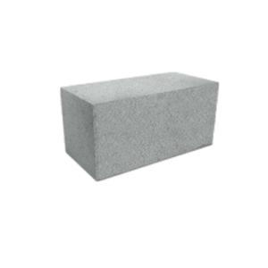 Камень бетонный стеновой СКЦ-1р полнотелый