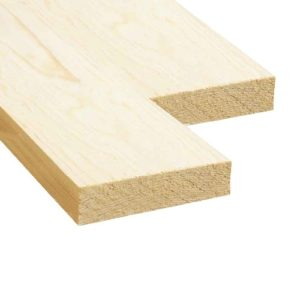 Доска обрезная (Ель, сосна) 32x150x4000 - 1 сорт