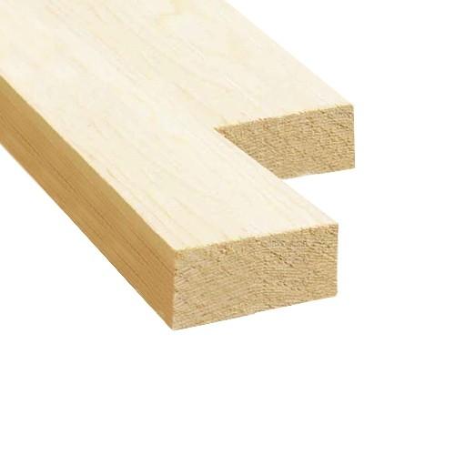 Доска обрезная (Ель, сосна) 50x100x3000 - 2 сорт