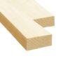 Доска обрезная (Ель, сосна) 50x100x4000 - 1 сорт