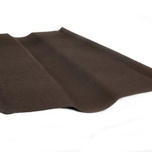 Ендова коричневая Черепица Ондулин