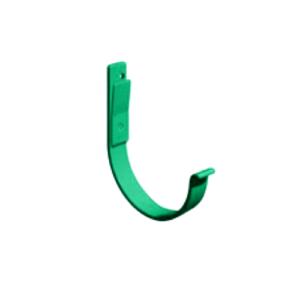 Крюк короткий GRAND LINE зеленый RAL 6005