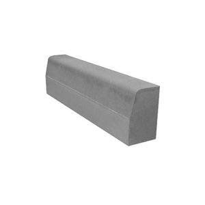 Камень бордюрный СИЯН Б-5 1000х200х80мм. серый