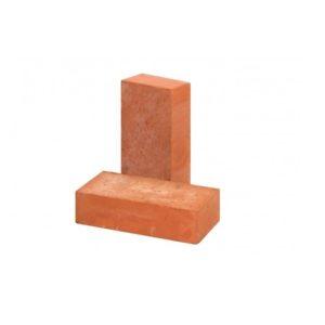 Кирпич керамический рядовой полнотелый одинаный М-200 (пустотность 6-8%)
