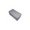 Плита тротуарная бетонная П6 Кирпич серая