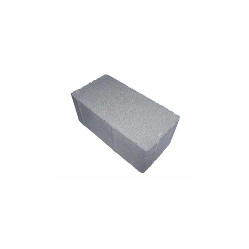 Плита тротуарная бетонная П8 Кирпич серая