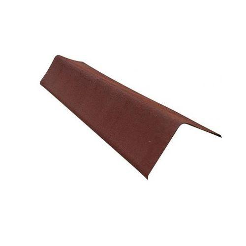 Щипцовый элемент коричневый для ондулина