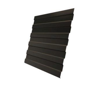 Профнастил С8А 0,45 Drap RR 32 темно-коричневый