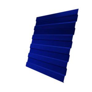 Профнастил С8А 0,45 PE RAL 5002 ультрамариново-синий