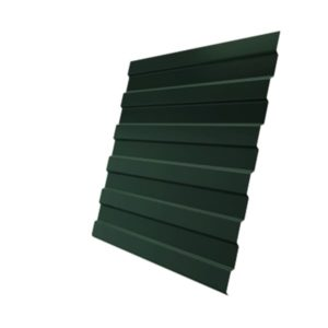 Профнастил С8А GL 0,5 Drap RAL 6020 хромовая зелень