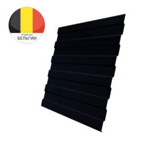 Профнастил С8А GL 0,5 Velur20 RAL 9005 черный
