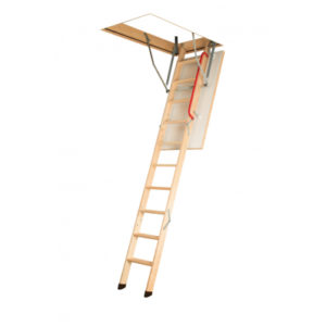 Лестница чердачная Komfort Plus 60х120 LWK-335