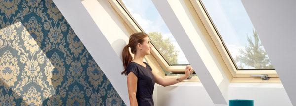 Окно мансардное GLR 3073 BIS 114х140