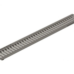 Решетка водоприемная Gidrolica StandartРВ-10.13,6.100 штампов. стальн. оцинк. А15