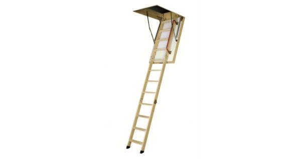 Лестница чердачная термоизоляционная 70х120 LТK-280