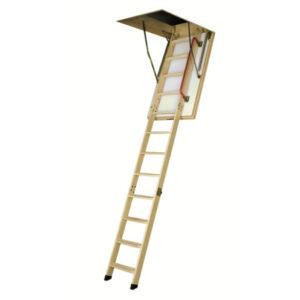 Лестница чердачная термоизоляционная 70х130 LТK-280