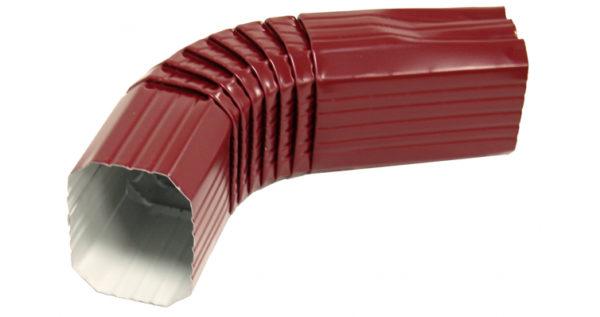 Колено прямоугольное Vortex RAL 3005
