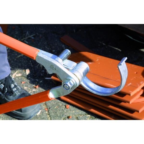 Инструмент для загиба крюков 810, мм EDMA