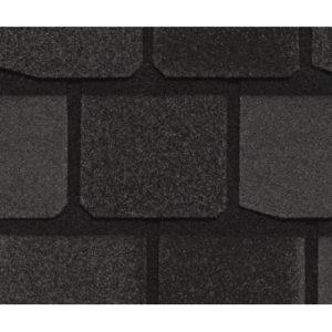 Черепица CertainTeed Highland Slate Black Granite