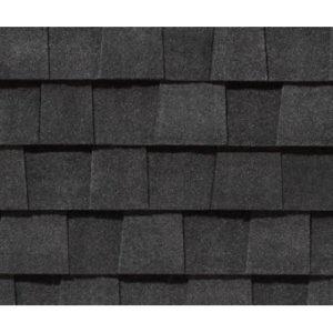 Черепица CertainTeed Landmark Charcoal Black (США)