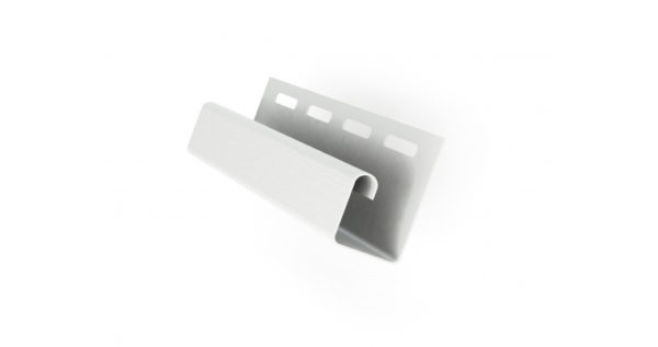 Профиль J 3,00 Grand Line белый (slim)