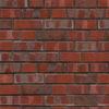 Кирпич облицовочный клинкерный пустотелый ABC 0104 Brandenburg rot-bunt гладкий, 240х115х71 мм