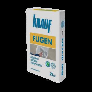 Шпаклевка гипсовая KNAUF ФУГЕН 25 кг.
