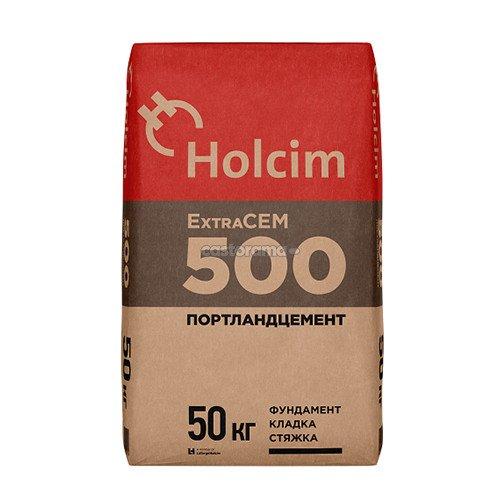 Цемент ПЦ-500 50кг.