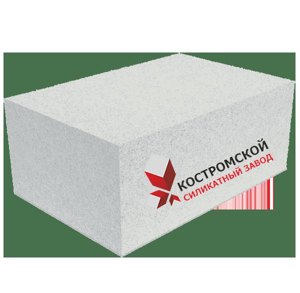 Блок из газобетона КСЗ 600х250х200
