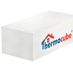 Стеновые блоки THERMOCUBE D500 300х250х600