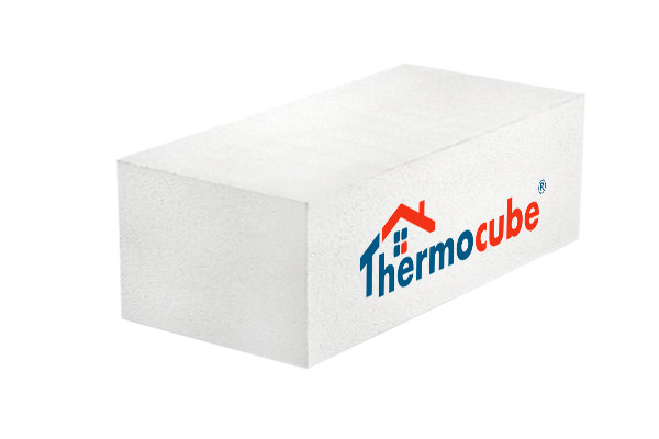 Стеновые блоки THERMOCUBE  D500 400х250х600