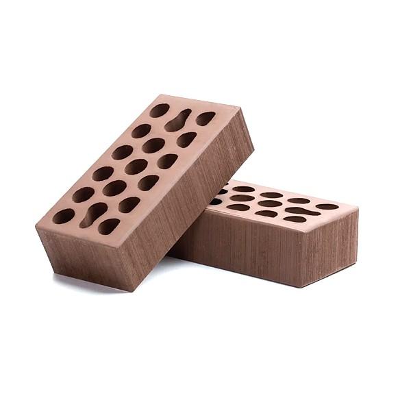 Кирпич лицевой Керма Шоколад бархат утолщенный