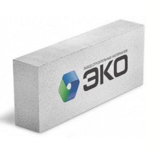 Стеновой газобетонный блок D500 B3,5 600X125X250