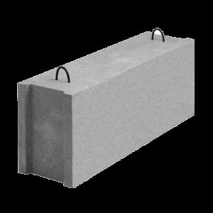 Фундаментные блоки ФБС 9.6.6-т