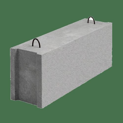 Фундаментные блоки ФБС 12.5.6-т
