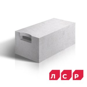 Блоки из газобетона D400 300*250*625
