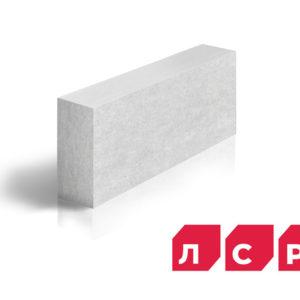 Блоки из газобетона D400 100*250*625