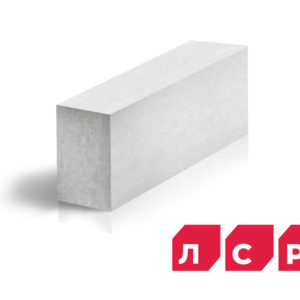 Блоки из газобетона D400 200*300*625