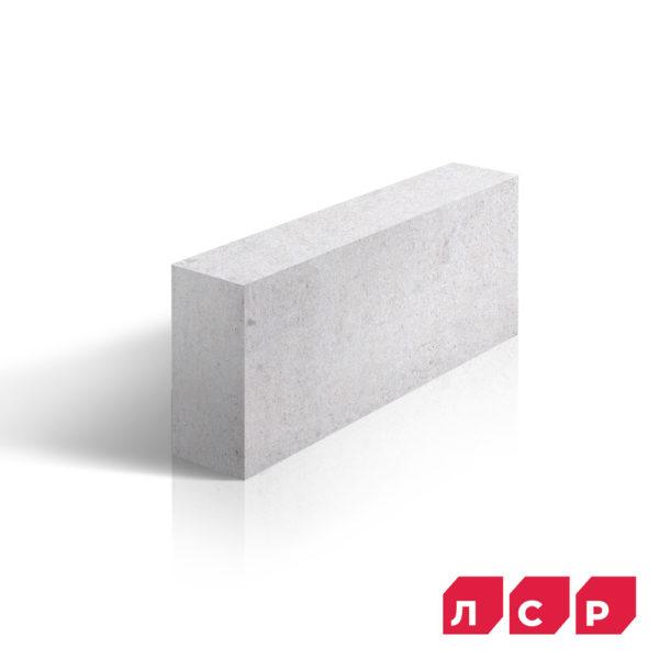 Блоки из газобетона D600 100*250*625