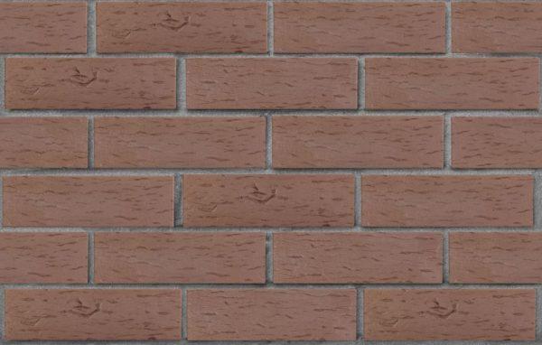 Клинкер фасадный коричневый Мюнхен 0,71 NF береста ЛСР