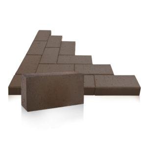 Клинкер тротуарный коричневый Мюнхен 0,51NF
