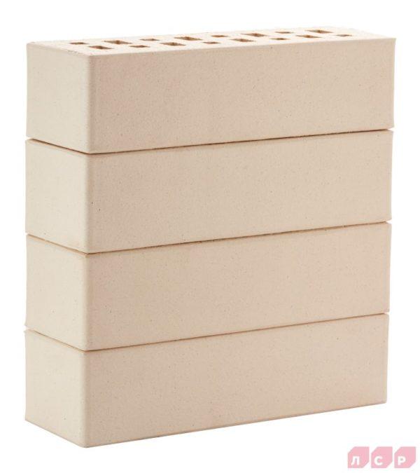 Клинкер фасадный белый Неаполь 0,71 NF гладкий ЛСР